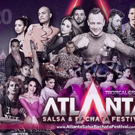 2020 Atlanta Salsa Bachata Festival