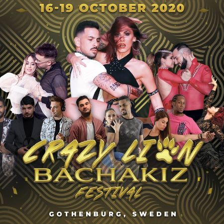 Crazy Lion BachaKiz Festival 4th GOLD Edition 2020