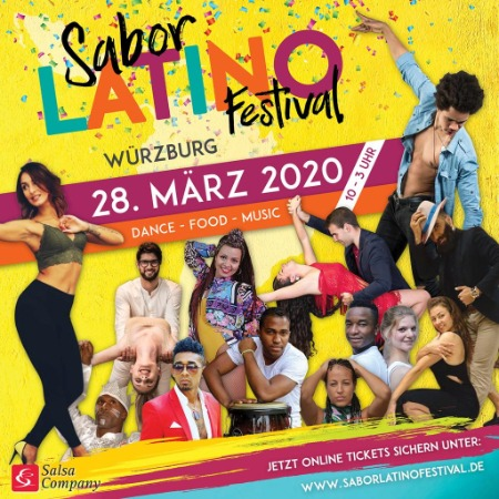 Sabor Latino Festival