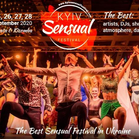 ☆Kyiv Sensual Festival 2020☆