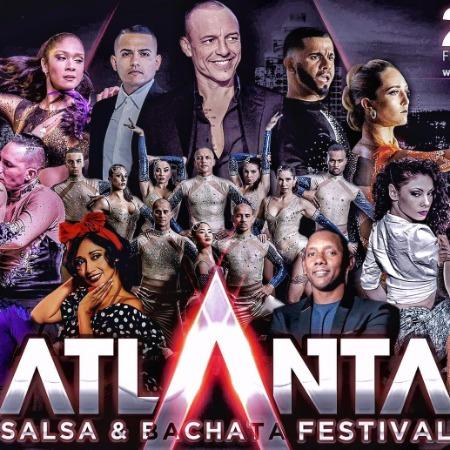 2022 Atlanta Salsa Bachata Festival