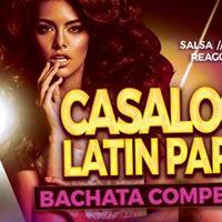 Casaloca Latin Night – Mention 'Latin Dance Calendar' for Free drink